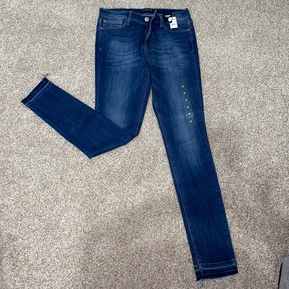 NWT Express Denim Legging Jeans
